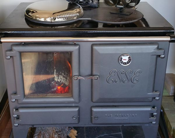 Slow Combustion Cookers